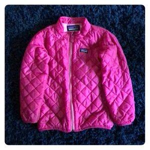 Patagonia girls winter coat 4T
